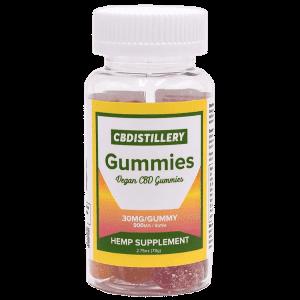 CBDistillery30mg CBD Gummies