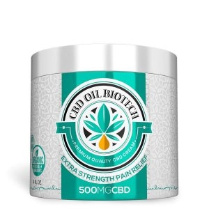 CBD Pain Cream 500MG