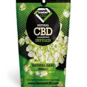 CBD Crystal Dabs 1000MG