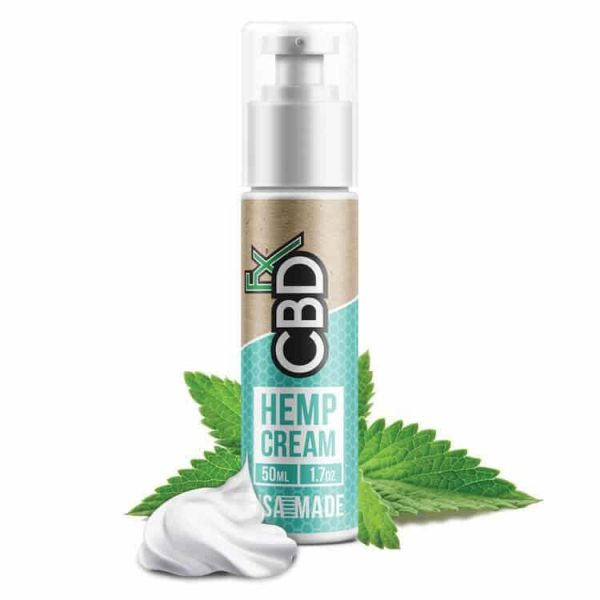 CBD Hemp Cream – 150mg