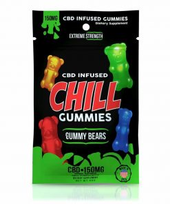 CBD Infused Gummy Bears