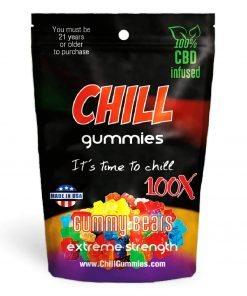 Chill Gummies - gummy bears