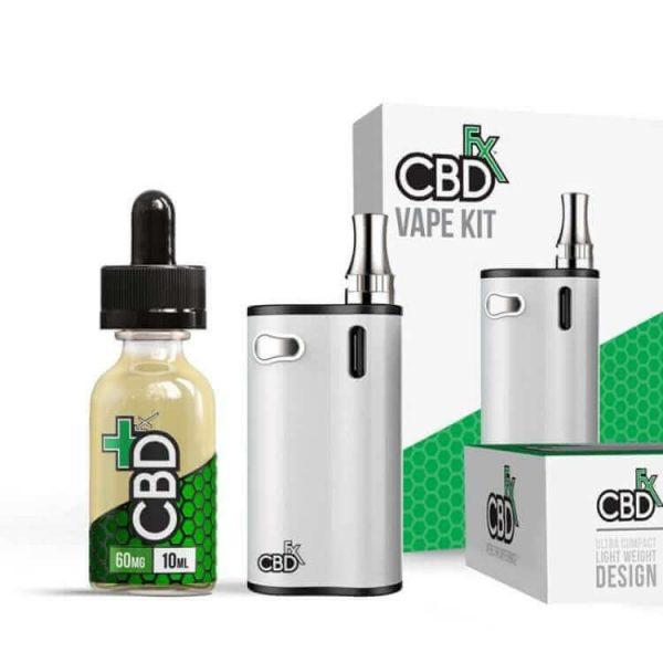 CBDfx Vape Oil Kit