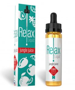 Relax Vape Liquid - Jungle Juice