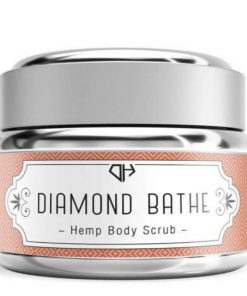 CBD Hemp Bath Scrub
