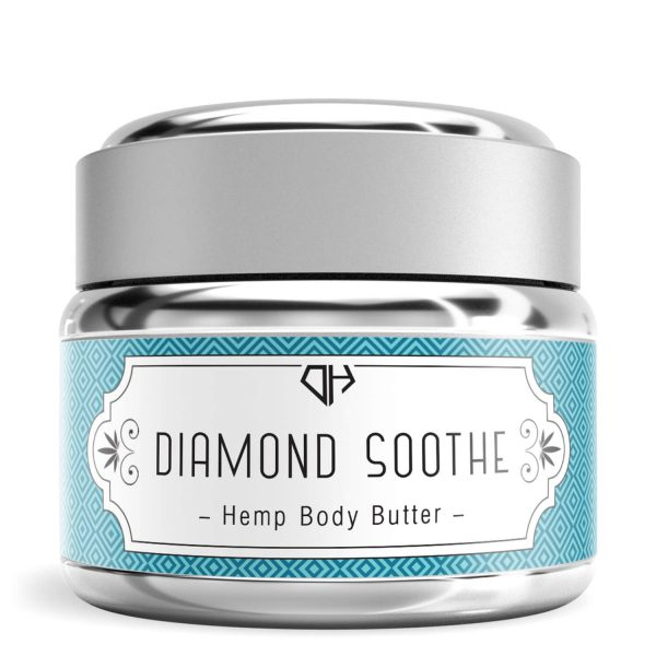 Diamond CBD Hemp Body Butter Soothe