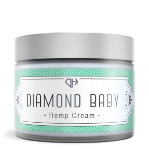 Diamond CBD Baby Hemp Cream