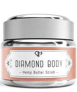 Diamond CBD Body Hemp Butter Scrub