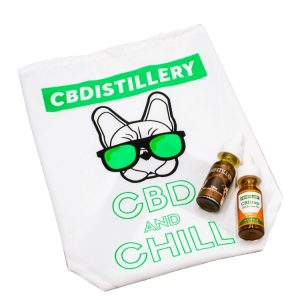 Pet CBD Oil Pack