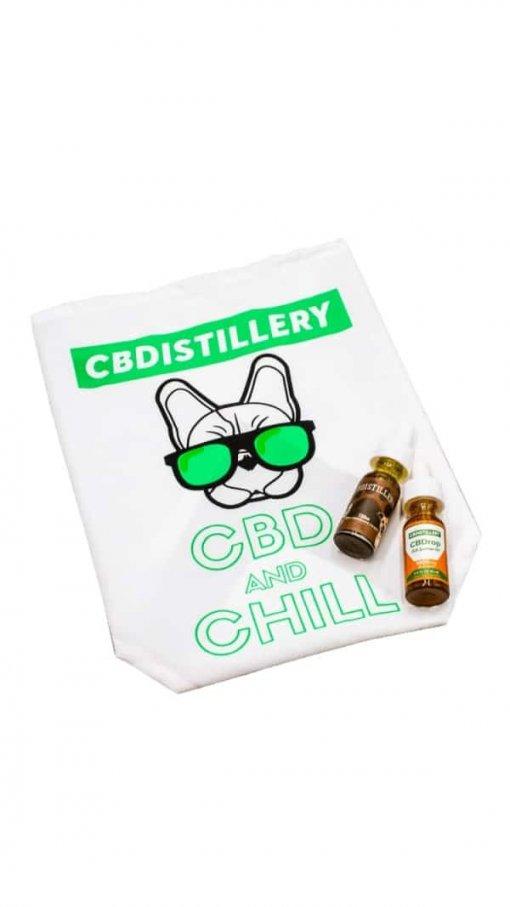 Pet CBD Oil Pack