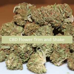 CBD Flower Trim-Shake