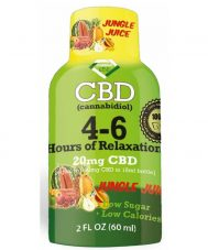 4-6 Hours of Relaxation Diamond CBD Shot