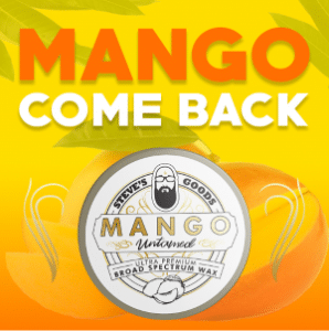 Mango Come Back 🥭 30% Off Limited Edition Wax