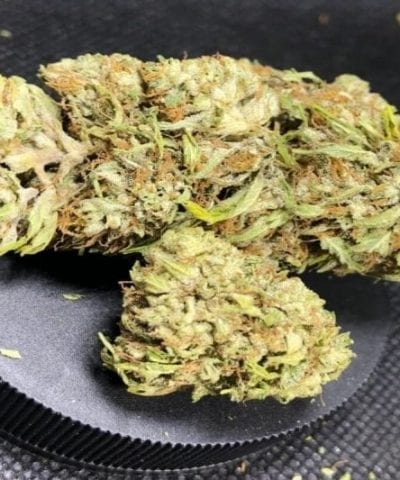 Jack Frost CBG Flower