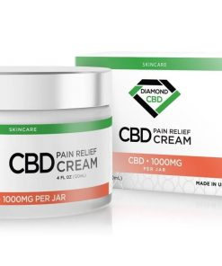 Diamond CBD Pain Cream
