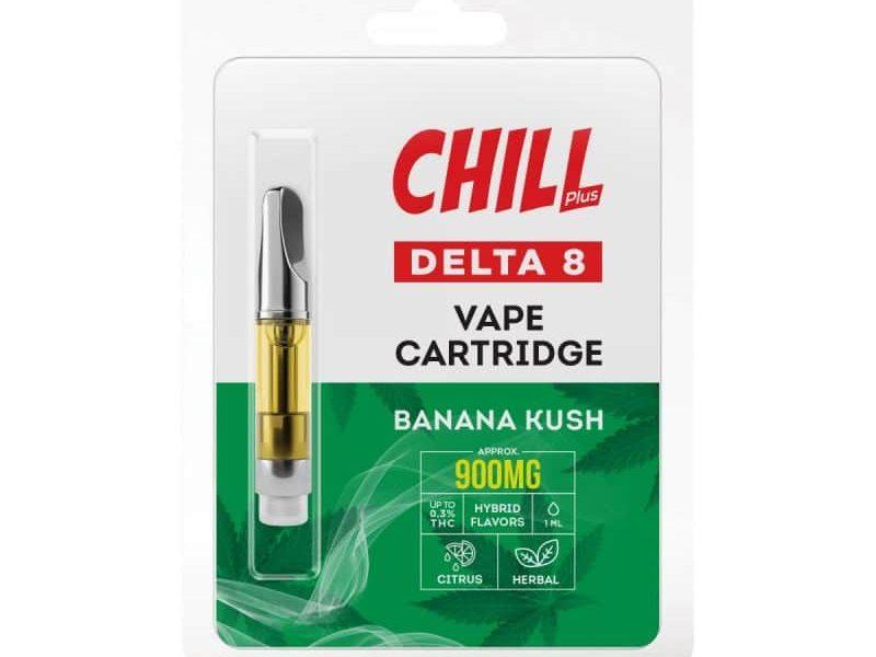Banana Kush Cartridge