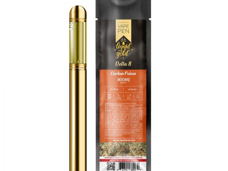 Durban Poison Vape Pen